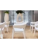 JO fauteuil en polypropylène - lot de 2 fauteuils