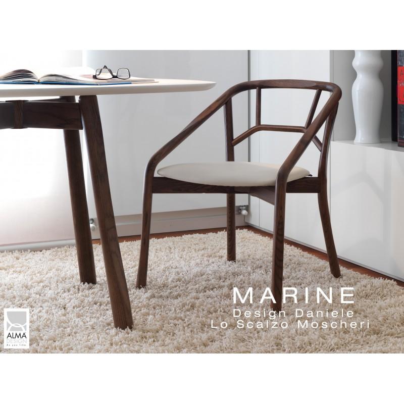 Table carree pour salle a manger marine pietement bois 4 - Treteaux pour table salle manger ...