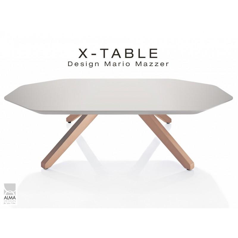 Table Basse Pour Salon Ou Hall D Accueil X Table Pietement