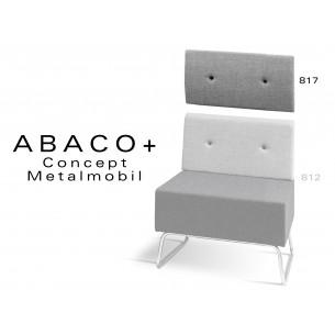 ABACO+ 817 - Module revêtement mural pour banquette ou fauteuil réf.: 812.