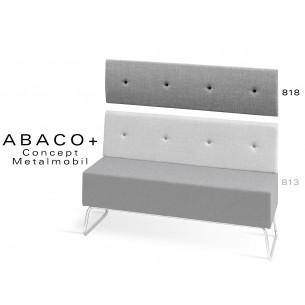 ABACO+ 818 - Module revêtement mural pour banquette réf.: 813