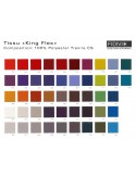 "Fauteuil ARCA habillage 100% polyester, tissu ""King Flex"" du fabricant ""FIDIVI""."