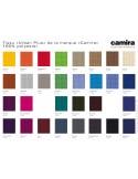 "Habillage collection ""Urban Plus"" du fabricant Camira, tissu 100% polyester, couleur au choix."