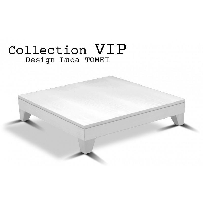 Table Basse Rectangulaire Pour Salon Bar Lounge Vip
