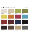 Habillage PALOMA banquette - gamme cuir T1 au choix.