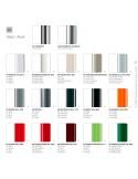 Palette finition structure pour fauteuil STRIPES couleur au choix.
