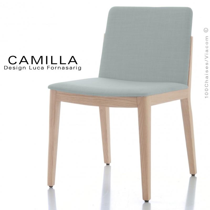 Dossier De Tissu Restaurant Habillage Chaise CamillaStructure BoisAssise Lot Pièces 8 Et vN0m8Onw