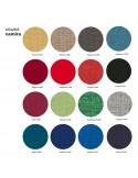 Gamme couleur tissu Citadel du fabricant CAMIRA - 100% PP.