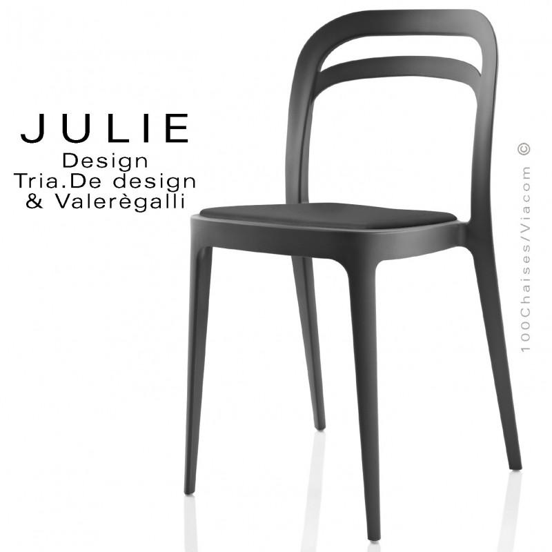 Julie Extérieur Pour De Couleur Ou Pièces Chaise Lot Plastique Design 4 Terrasse CaféStructure BexdroC
