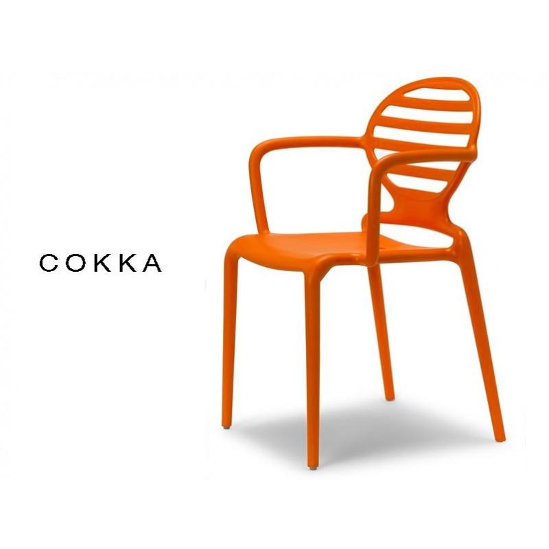 Fauteuil COKKA pour votre jardin ou terrasse, structure ...
