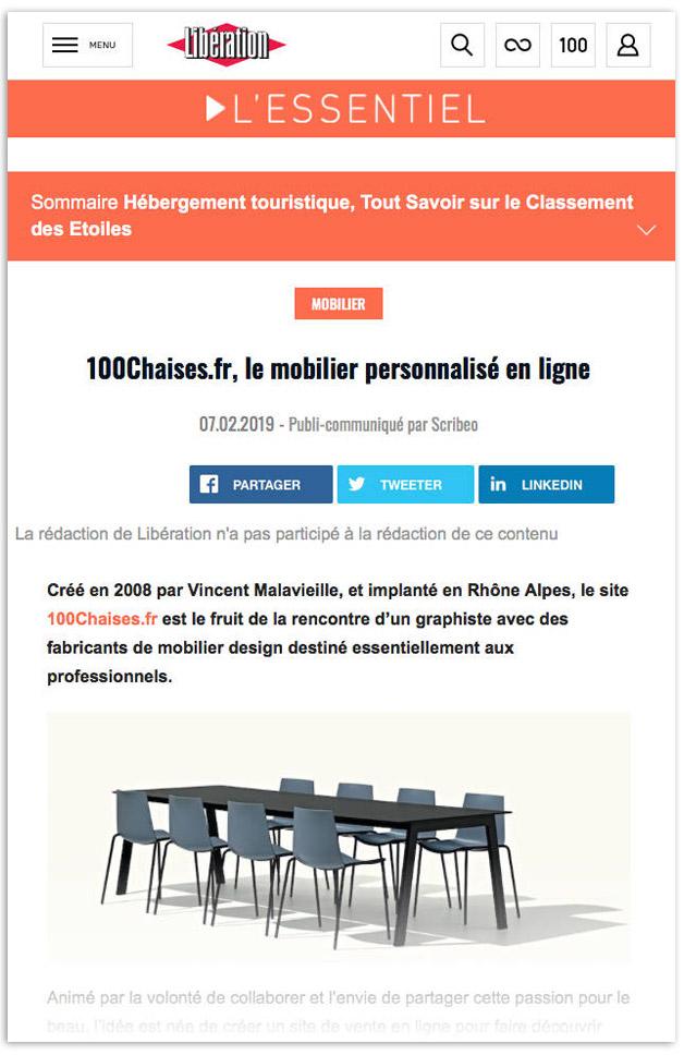 Article site Libération