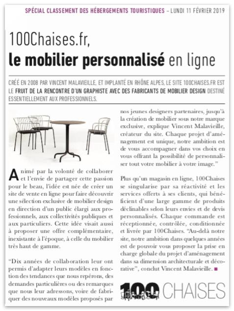 Article de presse papier Libération