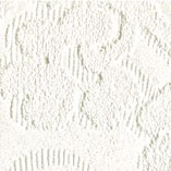 Tissu brodé blanc T2/574