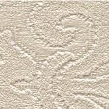 Tissu brodé crème T2/575