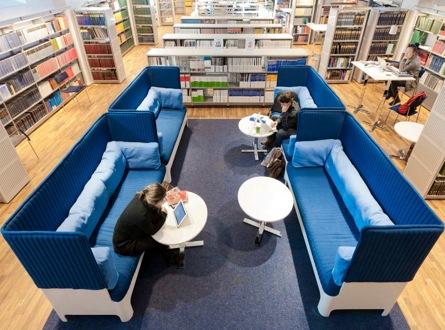 Un mobilier pratique et fonctionnel
