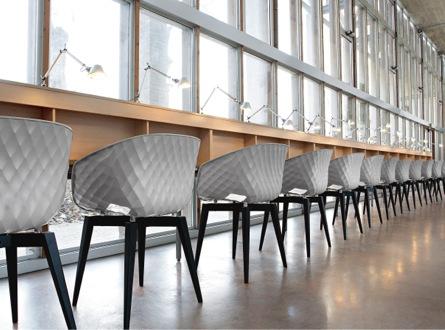 Un design contemporain et des lignes épurées