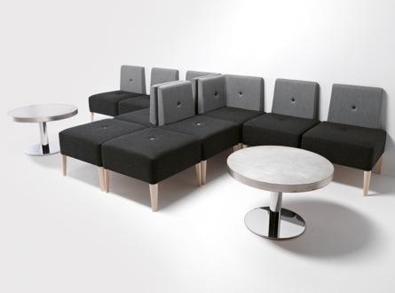 Mobilier hôtel design