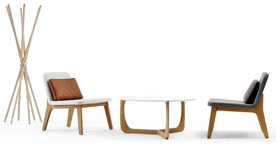 Un mobilier professionnel design réalisé dans des matériaux nobles