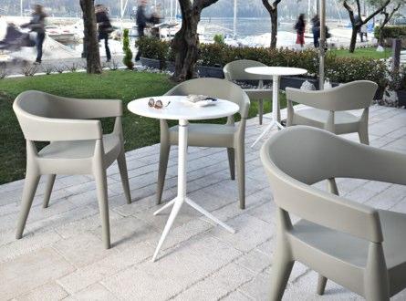 Une gamme complète de mobilier pour l'extérieur