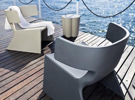 Pour les professionnels: des meubles d'extérieur haut de gamme, fonctionnels et résistants