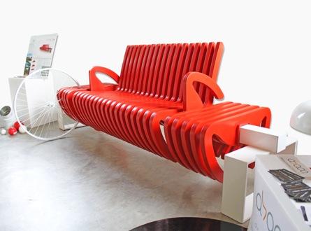 Une sélection exclusive de mobilier pour salle d'attente